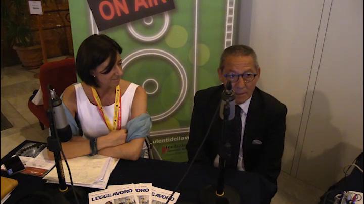 CDL WebRadio intervista - Giorgio Sganga - 26.06.2015