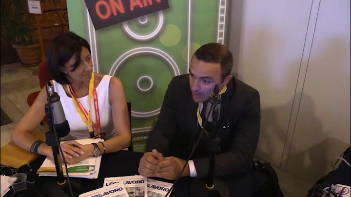 CDL WebRadio intervista - Pietro Latella - 26.06.2015