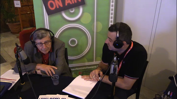 CDL WebRadio intervista - Vincenzo Scotti - 27.06.2015