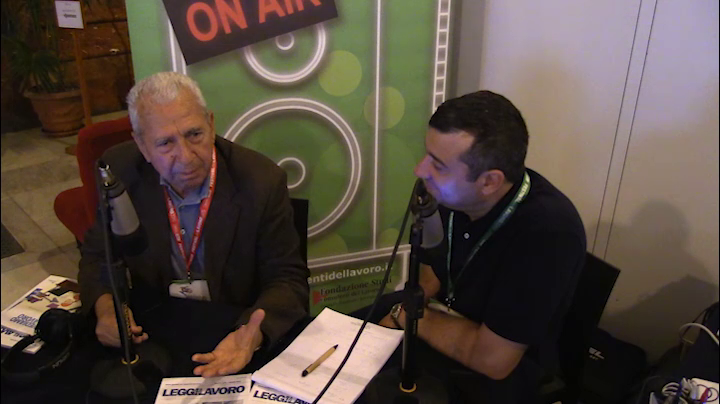CDL WebRadio intervista - Vito Lo Monaco - 26.06.2015