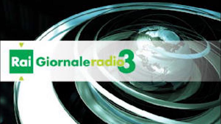 GR3 ore 13:45 del 26.10.2015 - Rosario De Luca
