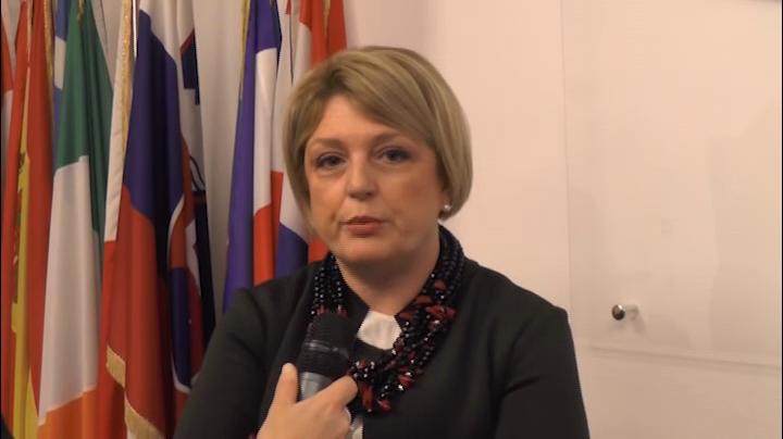 Intervista a Marina Calderone - Presidente CUP e membro CESE - 20.11.2015