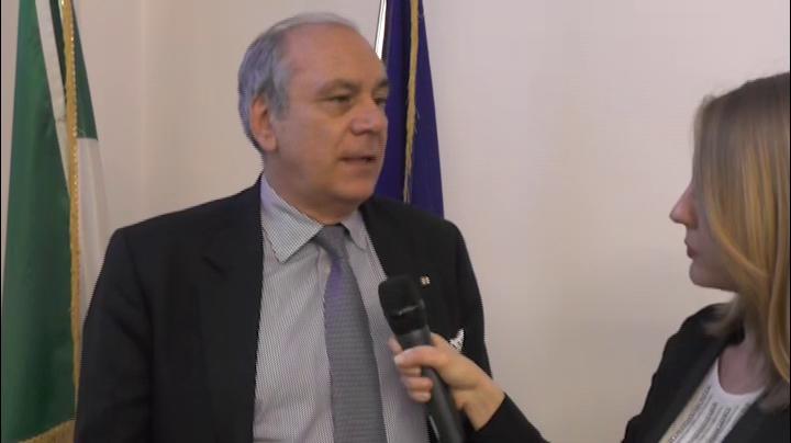 Intervista ad Armando Zambrano - Coordinatore Rete Professioni Tecniche - 20.11.2015