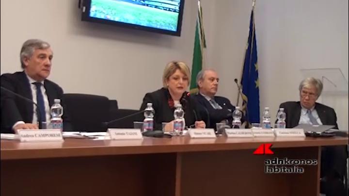 AdnKronos: intervista Calderone e Tajani - 20.11.2015