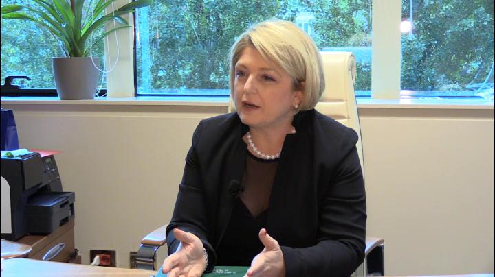 Intervista alla Presidente Marina Calderone - 24.11.2015