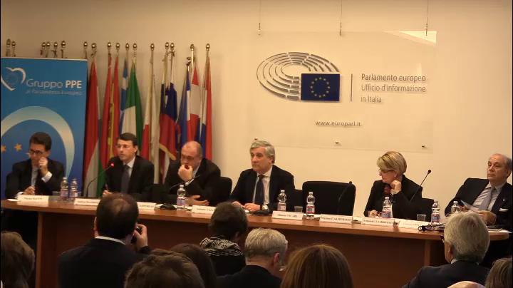 Convegno Roma 20.11.2015 - Professionisti ed Europa