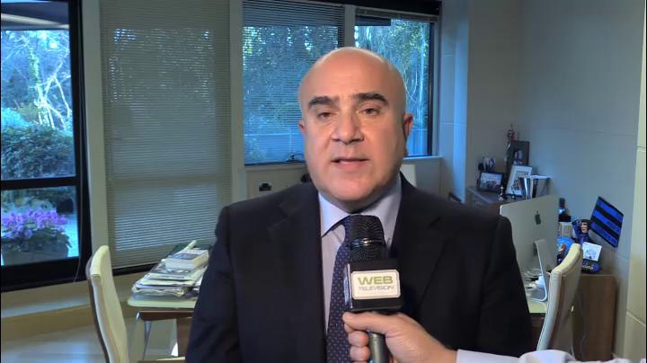 Intervista al Presidente Rosario De Luca