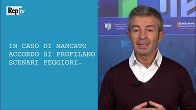 Repubblica tv. Enzo De Fusco, Brexit