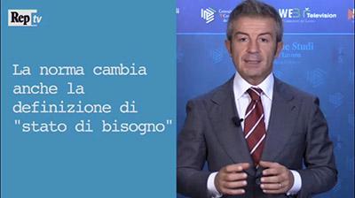 Repubblica tv. Enzo De Fusco, Caporalato