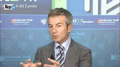 Repubblica tv - Enzo De Fusco - Ricongiunzione