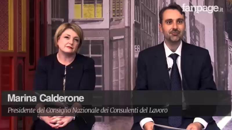 Fanpage - Intervista a Marina Calderone