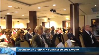 Canale 12 - Alghero. Seconda giornata Congresso Cdl
