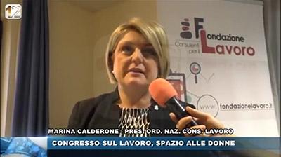 Canale 12 - Alghero. Congresso sul lavoro, spazio alle donne