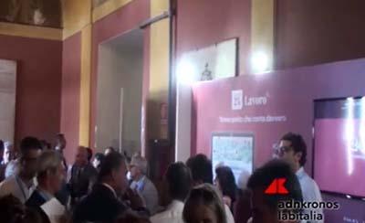 Adnkronos - 02.07.2016 - Boom di presenze istituzionali e professionali al Festival del lavoro