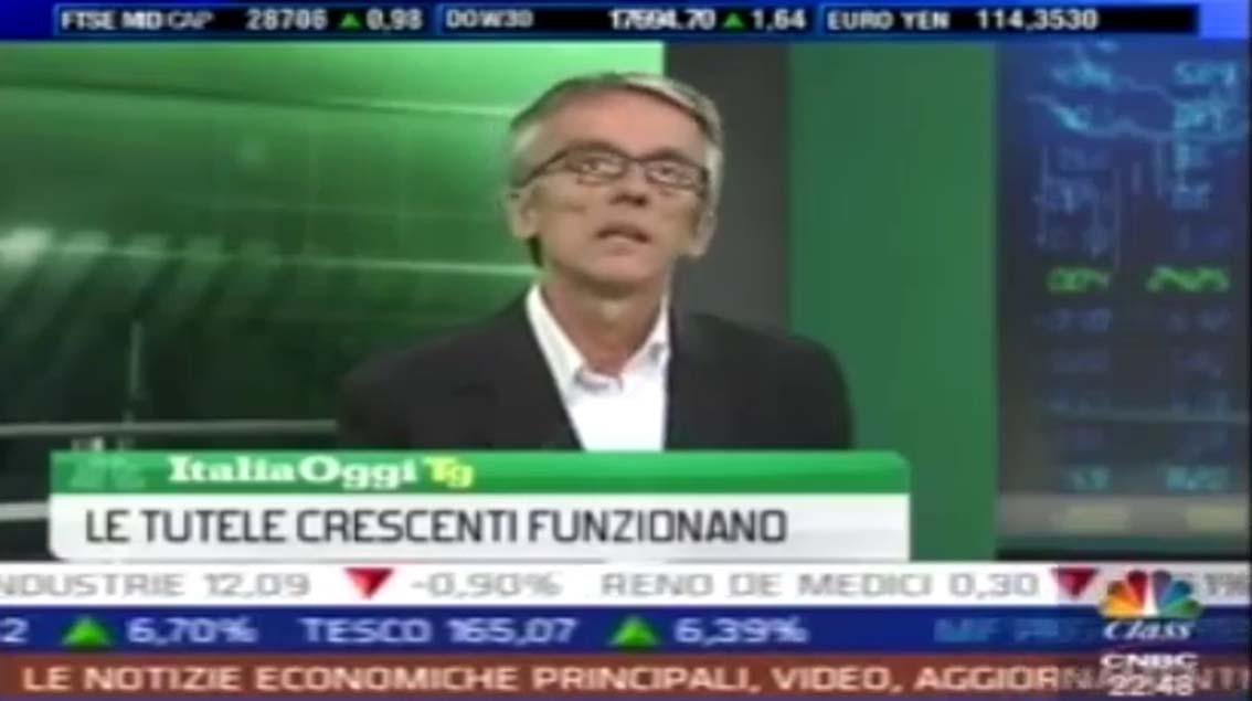 Class CNBC Tg Italia oggi - 29-06-2016