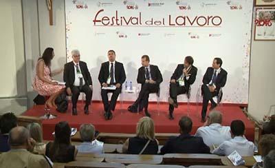 Festival del Lavoro -01-07-2016- La gestione trasparente del risparmio previdenziale