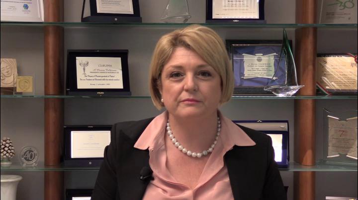 Forum Tutto Lavoro 2016 - Intervento della Presidente Marina Calderone - 24.02.2016