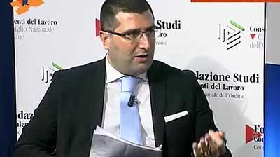 Giovanni Marcantonio, Novità della 'Finanziaria' 2017 - 30.11.2016