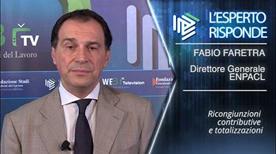 Fabio Faretra - Riscatto di periodi non coperti da contribuzione
