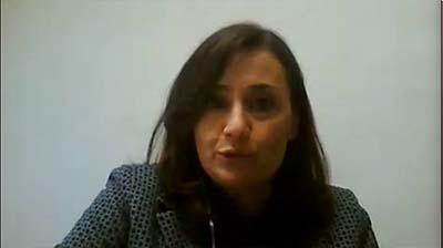 Intervista al Presidente di Reggio Calabria, Flaviana Tuzzo - 12.01.2016