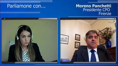 Intervista al Presidente di Firenze, Moreno Panchetti - 19.04.2016