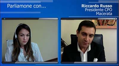 Intervista al Presidente di Macerata, Riccardo Russo - 15-06-2016