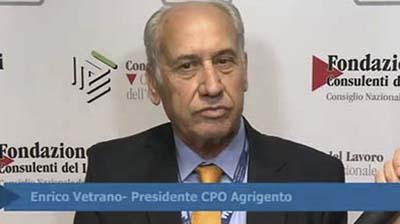 Intervista al Presidente di Agrigento, Enrico Vetrano- 09.08.2016