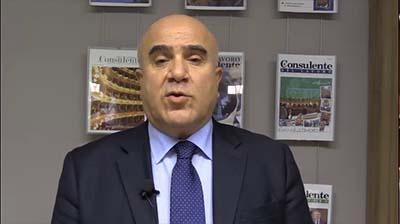 Intervista a Rosario De Luca: il calo dei licenziamenti - 10.03.2016