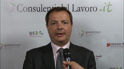 9° Congresso - Intervista a Giuseppe Colavitti