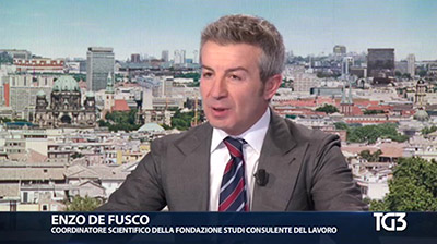 Dicono di noi - Rai3 - TG3 - Enzo De Fusco - 08.01.17