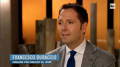 Raitre - Il Posto Giusto - Duraccio del 15.01.2017