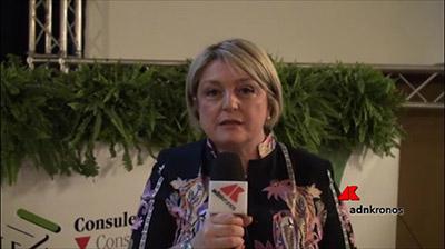 Adnkronos. Intervista a Marina Calderone