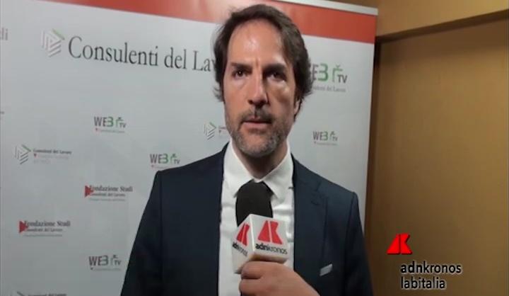 Adnkronos - 28.04.2017 Intervista ad Antonio Pone