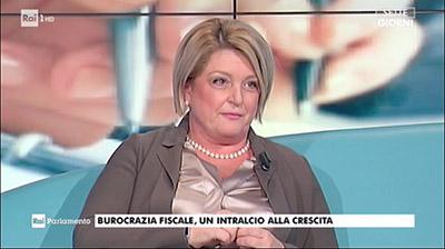 RaiParlamento, Settegiorni del 04.11.2017 Calderone su equo compenso