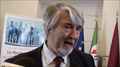 adnKronos - Le libere professioni 01.12.2017. Poletti