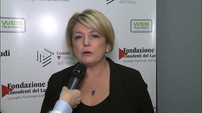 Accordo ANPAL-CdL intervista a Marina Calderone