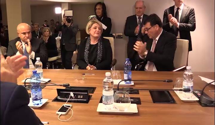 Elezione CNO. La proclamazione della Presidente Calderone