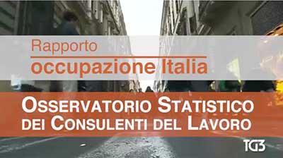 Rapporto Occupazione Italia