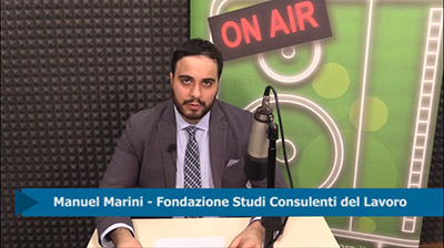 Manuel Marini: contratti di prossimità