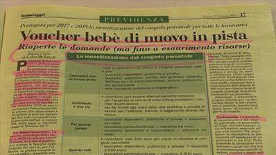 Rassegna Stampa 27.02.2017