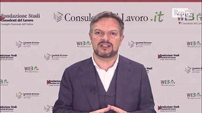 RepubblicaTV - Romano Benini su Tecnologia e cambiamenti del lavoro