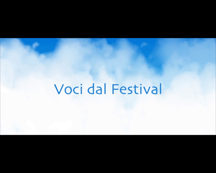 Voci dal Festival