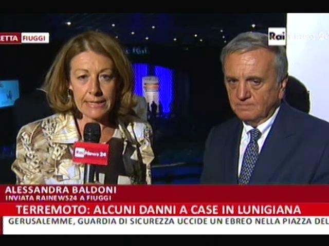 RaiNews24: intervista a Maurizio Sacconi