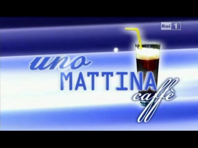 Unomattina Caffè - Lancio festival