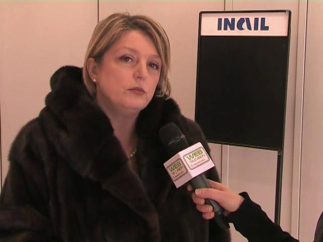 Marina Calderone - Convegno INAIL