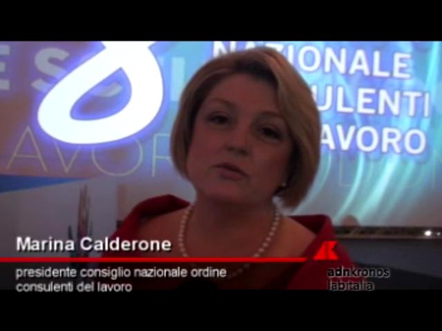 Labitalia: intervista alla Presidente Calderone