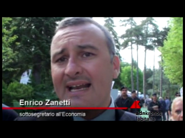 Labitalia: intervista al Sottosegretario Zanetti
