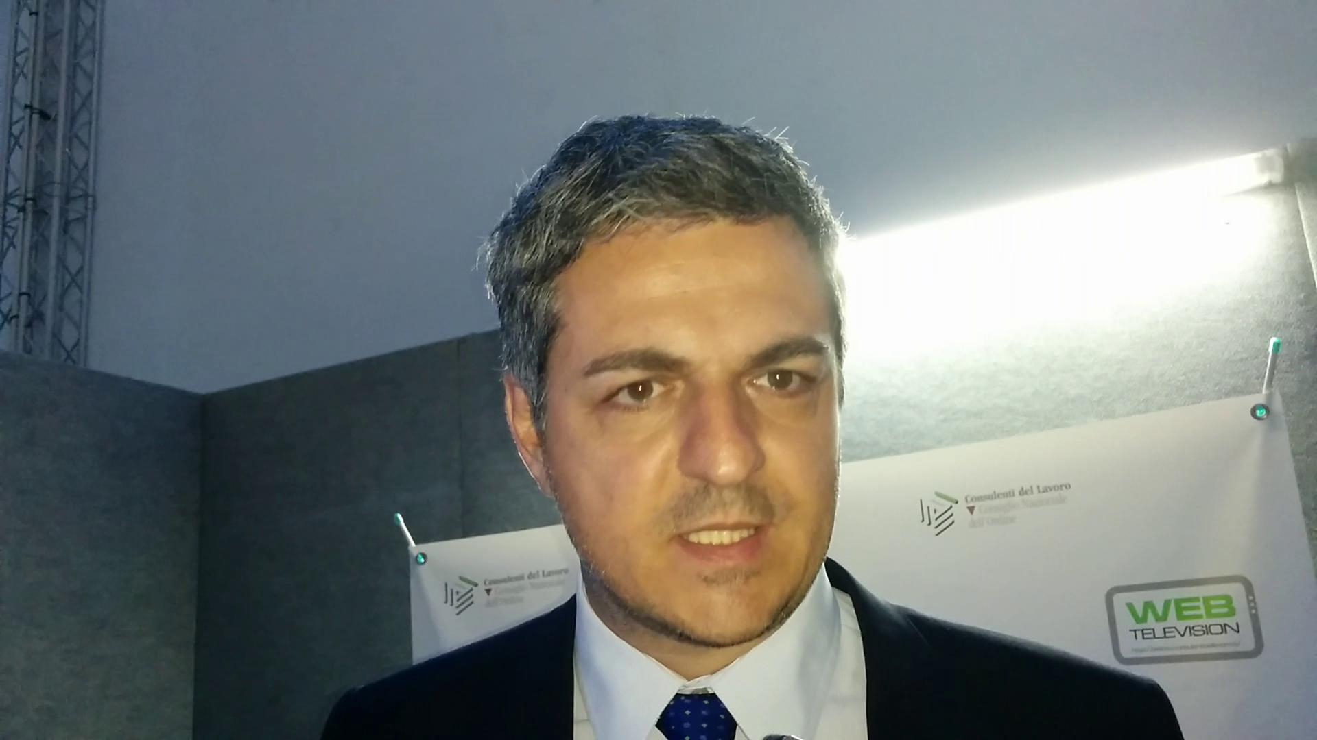 Simone Baldelli - Vicepresidente Camera dei Deputati