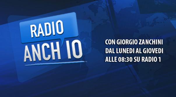 Marina Calderone su Radio Anch'io
