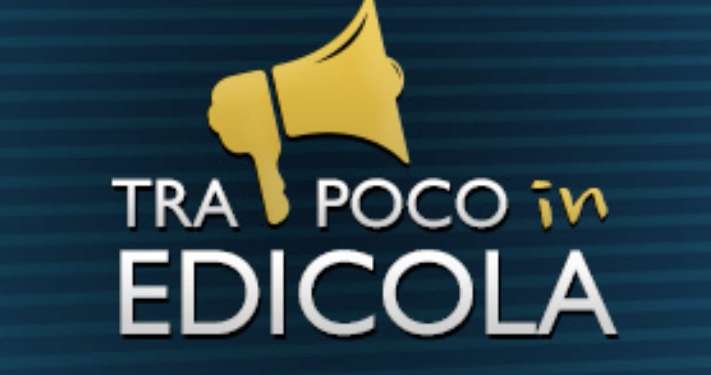 Rosario De Luca a Tra Poco in Edicola
